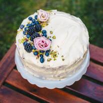 Торта с шамфъстък